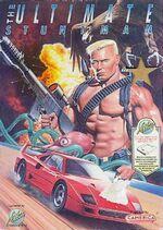 Ultimate Stuntman NES Cover