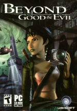 Beyond Good and Evil PC cover