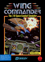 Wing Commander PC cover