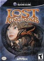 Lost Kingdoms GC cover