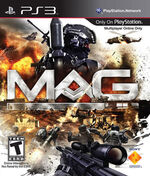 MAG PS3 Cover