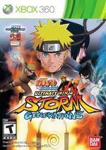 Naruto Generations 360