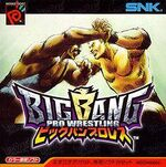 Big Bang Pro Wrestling Box Art