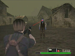 Resident Evil 4 Zeebo screenshot