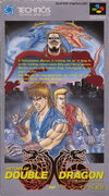 Return of Double Dragon SFC cover