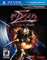 Ninja Gaiden Sigma Plus PSVita cover