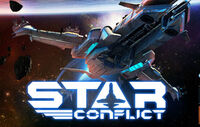 Star Conflict cover