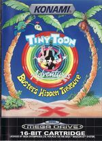 Tiny toons-buster front super