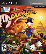 Ducktales remastered box