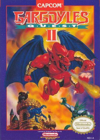 File:Gargoyles Quest II NES cover.jpg