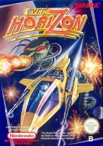 Over Horizon NES cover
