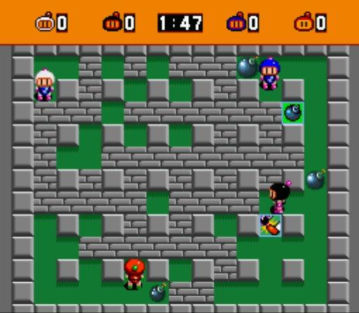 File:Super Bomberman SNES cover.jpg
