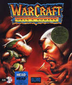 Warcraft - Orcs & Humans Coverart