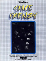Space Frenzy Vectrex cover
