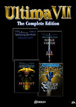 Ultima 7 The Complete Edition cover