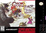Chrono Trigger SNES cover