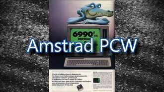 Amstrad PCW - Obscure Systems Showcase
