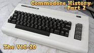 Commodore History Part 2 - The VIC 20
