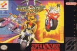 Biker Mice From Mars SNES cover