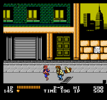 Double Dragon (U) 001