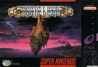Brain Lord SNES cover