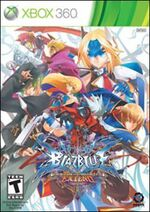 Blazblue CS Extend 360