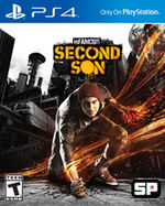InFamousSecondSon(PS4)