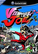 Viewtiful Joe GC cover