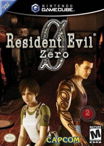 File:Resident Evil Zero GC cover.jpg