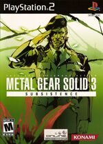 Ps2 metalgearsolid3subsistence