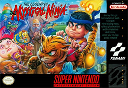 File:The Legend Of The Mystical Ninja SNES cover.png