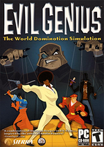 Evil Genius Coverart