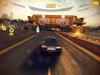 Asphalt 8 Android screenshot