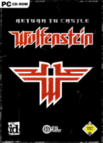 Return to Castle Wolfenstein PC cover