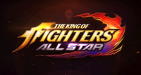 The King of Fighters All Star cover