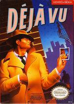 Deja Vu NES cover
