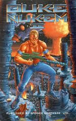 Duke Nukem 2 cover