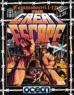 Great escape c64 inlay-1-
