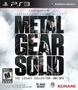 MetalGearSolidTheLegacyCollection