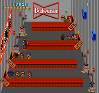 Tapper arcade screenshot