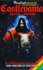 Castlevania Spectral Interlude ZX cover