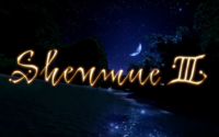 Shenmue 3 cover