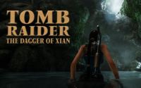 Tomb Raider The Dagger of Xian PC cover