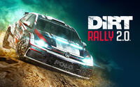 Dirt Rally 20 cover