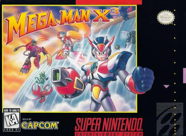 File:Mega Man X 3 SNES cover.jpg