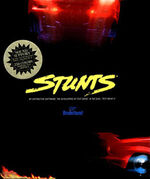 Stunts DOS cover