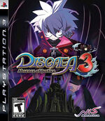 Disgaea 3- Absence of Justice