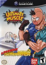 Ultimate Muscle Legends Vs New Generation GC cover