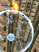 Ikaruga arcade screenshot