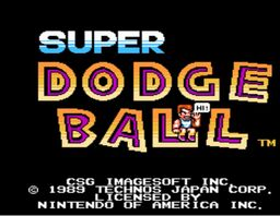 Superdodgeball
